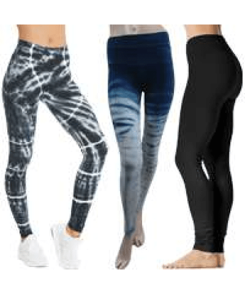 Hard Tail - High Rise Ankle Legging