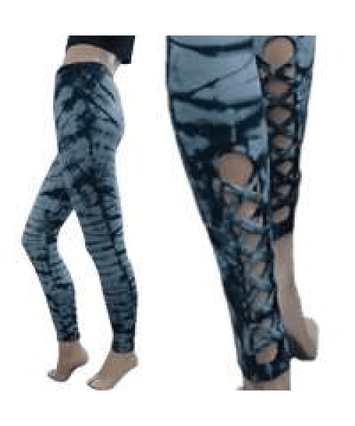 Hardtail Forever - womens - Lace Back Legging