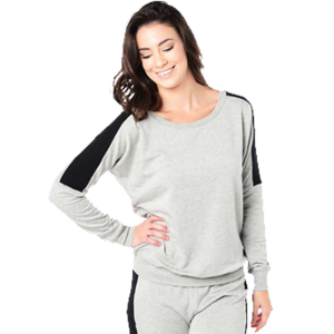 0246790be3e56 Beyond Yoga - Colour Blocked Pullover