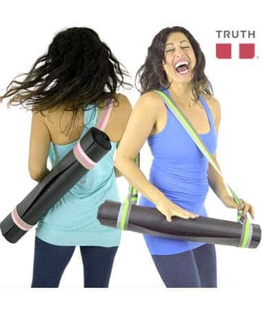 The YogaBand Carry Strap & Stretching Strap