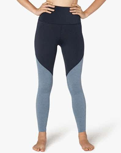 606b6940791a4 Plush Angled High Waisted Legging | Beyond Yoga | EMP Industrial